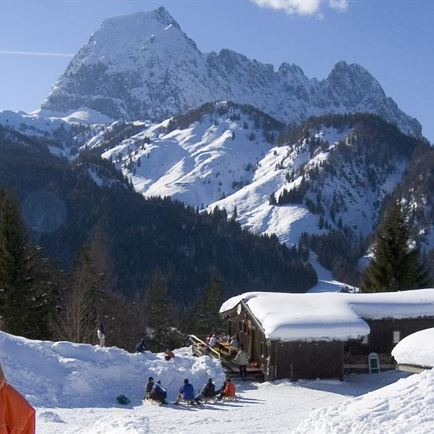 Bacheralm - Winter
